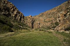 Montagu, South Africa Stock Images