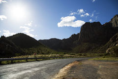 Montagu, South Africa Royalty Free Stock Photo