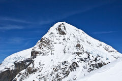 Montain di Monch Fotografia Stock