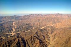 montain Sinai fotografia royalty free