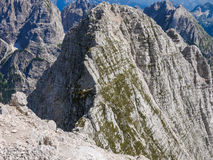 Montain tops Royalty Free Stock Photo