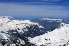 Montain view Stock Photos