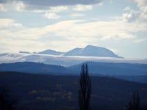 Montainsna av Adygea Royaltyfria Bilder