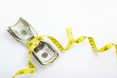 Monétaire serré Photos libres de droits