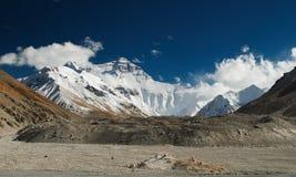 Montaje Everest fotos de archivo libres de regalías
