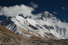 Montaje Everest Fotografía de archivo