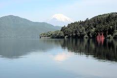 Montaje fuji Imagen de archivo