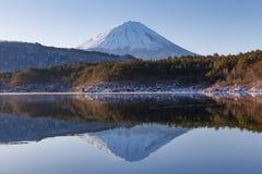 Montaje Fuji fotos de archivo libres de regalías