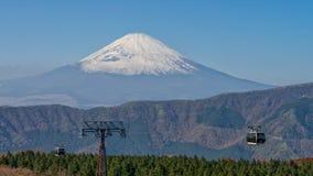 Montaje Fuji Imagen de archivo libre de regalías