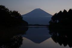 Montaje Fuji Imágenes de archivo libres de regalías