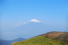 Montaje Fuji, parque nacional de Hakone, Japón Foto de archivo