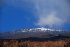 Montaje Fuji, parque nacional de Hakone, Japón Foto de archivo libre de regalías