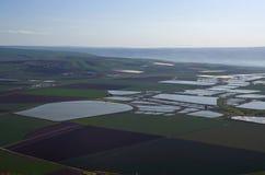 Montaje Gilboa Imagen de archivo