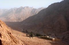 Montaje Moses, Sinaí Imagen de archivo libre de regalías