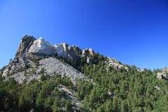 Montaje Rushmore Foto de archivo libre de regalías