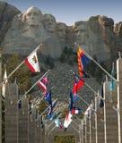 Montaje Rushmore Fotografía de archivo libre de regalías