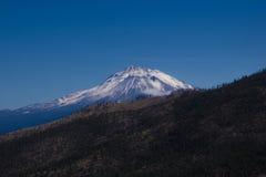 Montaje Shasta, California Imágenes de archivo libres de regalías