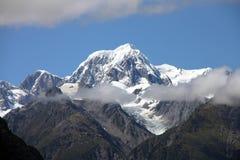 Montaje Tasman, Nueva Zelandia Imagenes de archivo