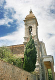 Montalcino στην Τοσκάνη Στοκ Εικόνες