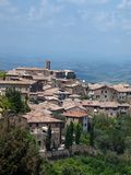 Montalcino Royalty Free Stock Photography