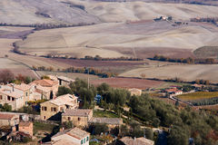 Montalcino Stockfotografie