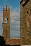 Montalcino. Snapshot of Montalcino, siena, italy Royalty Free Stock Image