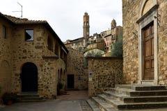 Montalcino Fotografia Stock