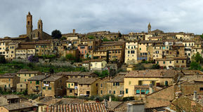 Montalcino Immagini Stock