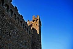 Montalcino Fotografía de archivo libre de regalías