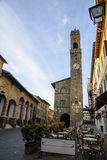 Montalcino city Royalty Free Stock Image