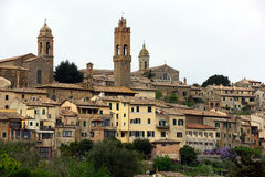 Montalcino Royalty Free Stock Photos
