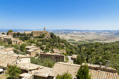 Montalcino Royalty Free Stock Image