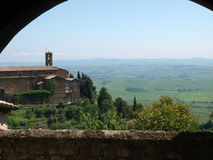 Montalcino Stock Photography