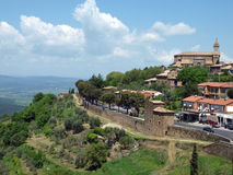 Montalcino Royalty Free Stock Images