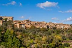 Montalcino, Tuscany, Italy Royalty Free Stock Images