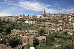 Montalcino. Tuscany, Italy Stock Photography