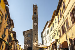 Montalcino (Tuscany) Royalty Free Stock Images