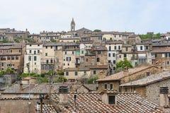 Montalcino Tuscany Stock Photos