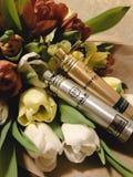 Montale del perfume Imagenes de archivo