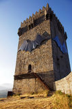 Montalegre Castle Royalty Free Stock Images