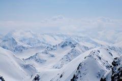Montan@as austríacas Imagen de archivo libre de regalías