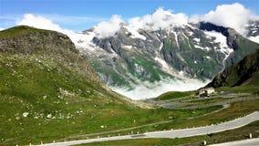 Montan@as austríacas E foto de archivo libre de regalías