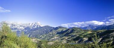 Montan@as Provence Imagen de archivo libre de regalías