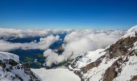 Montan@as, Suiza Imagen de archivo