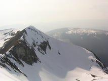 Montan@as suizas Foto de archivo libre de regalías