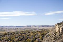 Montana billings zdjęcie royalty free