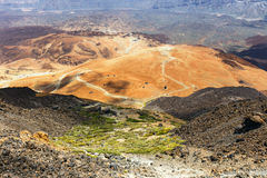 Montana Blanca, Tenerife, Canary Islands, Spain Stock Photos