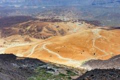 Montana Blanca, Tenerife, Canary Islands, Spain Royalty Free Stock Image