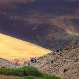 Montana Blanca in Tenerife, Canary Islands, Spain Stock Photography