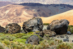 Montana Blanca, Tenerife, Canary Islands, Spain Royalty Free Stock Photography